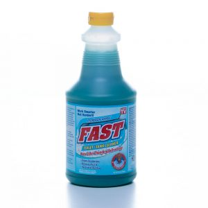 Fast Toilet and Tank Cleaner
